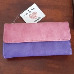Women wallet New with tag